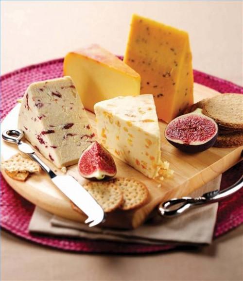 Cómo hacer coincidir queso y postre Vinos