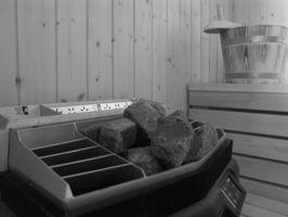Las desventajas de los baños sauna