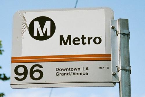 Problemas en transporte público de Los Ángeles