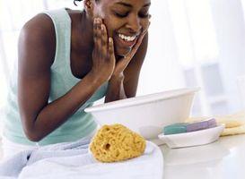 Cómo eliminar la piel muerta con las esponjas