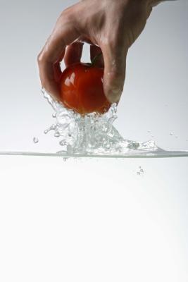 Cómo conservar los tomates Sin Canner
