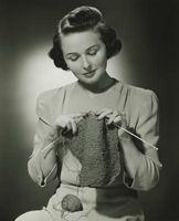 Cortes de pelo corto de la mujer en la década de 1940