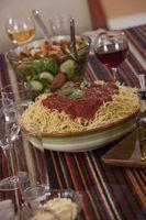 Cómo quitar el sabor a quemado Desde la salsa de espagueti