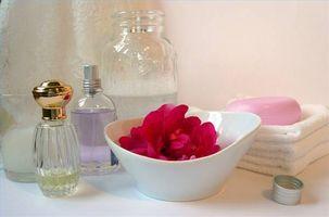 La fabricación del perfume de rosas