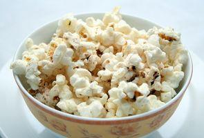 Cómo hacer palomitas de maíz estilo de la película