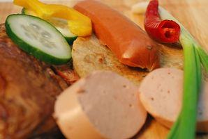 Lista de Alimentos de Polonia