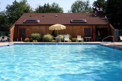 Moteles en la, la zona de Connecticut Rockville