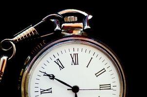 Cómo cuidar de un reloj de la vendimia