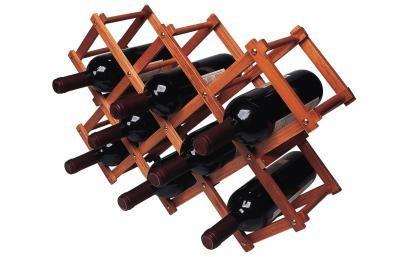 Estante del vino Especificaciones de Diseño