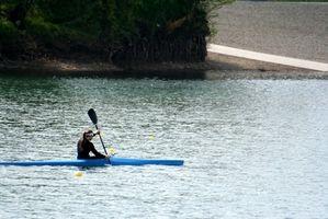Cómo kayak zona de Emerald Isle, Carolina del Norte