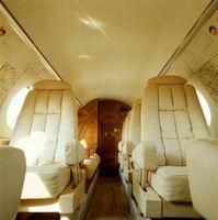 Las especificaciones de un Jet Bombardier Lear 45