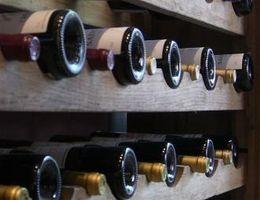 Cómo hacer vino de madera Bastidores