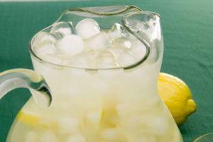Cómo hacer un limón Shake Up