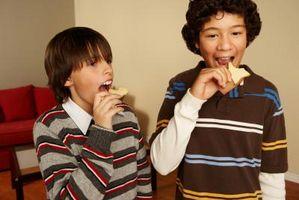 Ideas para jugar Fecha Snacks