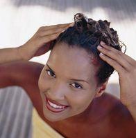 Cómo cuidar a natural, pelo corto afroamericano