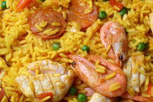 Los alimentos de bajo índice glicémico españolas