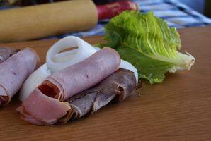 Ideas para almuerzos de carne