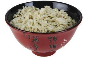 ¿Cuál es la diferencia entre el arroz de grano largo y arroz rojo?