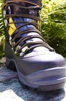 Como el tamaño de botas de montaña