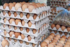 Lo que se fortifican los huevos?