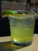 La manera más fácil de hacer una Margarita
