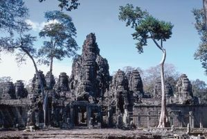 Las ruinas de Angkor Wat