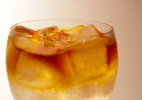 Cómo hacer que una tormenta tropical de la bebida