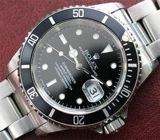 Cómo identificar un reloj Rolex falso