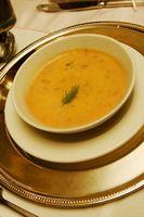 ¿Qué hace que una sopa de una sopa?