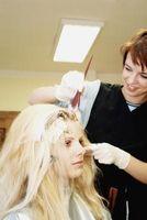 Cómo quitar el mal color del pelo