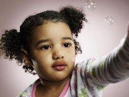 Peinados para niños pequeños