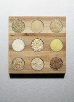 ¿Se puede mezclar la quinoa y arroz en una olla arrocera?