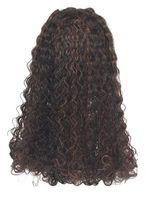 Cómo hacer afroamericano con las trenzas del pelo ondulado