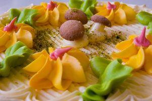 Ideas para tortas adornadas Buttercream