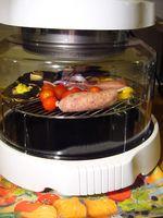 Las instrucciones para cocinar con el horno Nu-Wave Pro