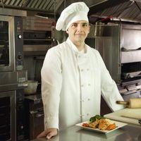 Cómo mantener una bata blanca Chef