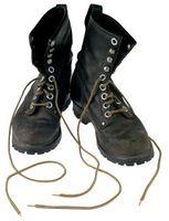Cómo romper con botas de cuero Red Wing