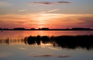 Lugares de vacaciones en el norte de Michigan y Wisconsin zona de Lake Shores