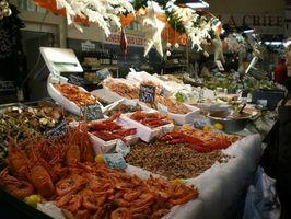 Local Ocean Seafoods restaurantes en Newport, Oregón