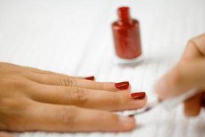 Cómo obtener magníficas uñas