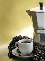 Cómo moler café para un percolador