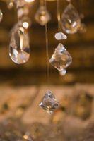 ¿Cómo los cristales de la chispa?