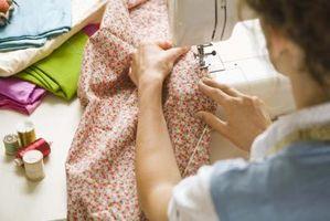 Cómo hacer una falda Hippie