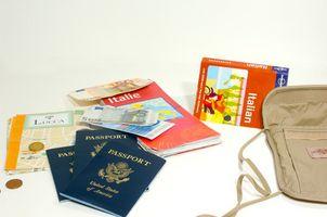 Los formularios para los niños a salir del país con un solo padre