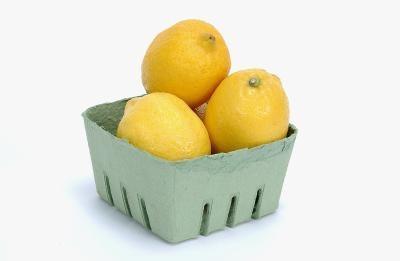 Tipos de corteza de barras del limón