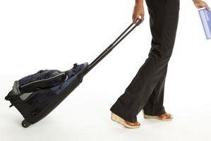 Air Transat: Reglas para el equipaje