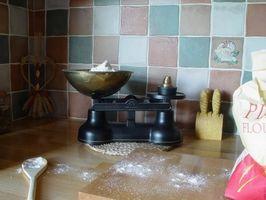 Cómo hacer harina leudante con bicarbonato de sodio