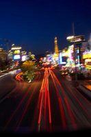 Cómo conseguir provisiones en el Strip de Las Vegas