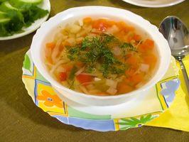 Cómo hacer su propia sopa Mezclas de Condimentos