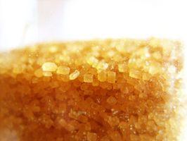 Cómo convertir caña de azúcar para el azúcar blanco